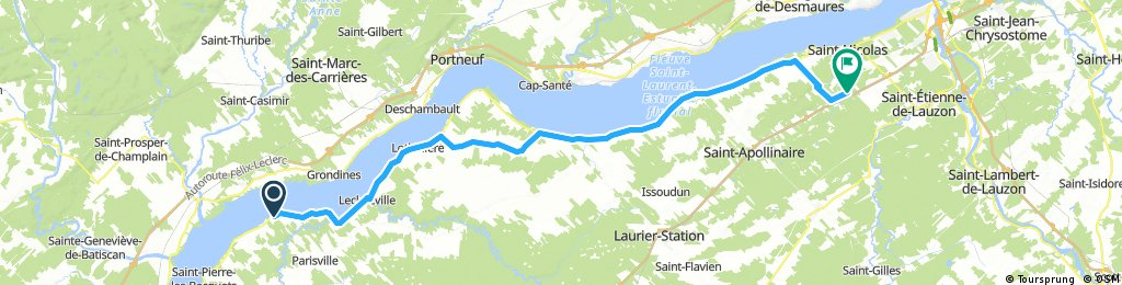 St-Nicolas - Deschaillons