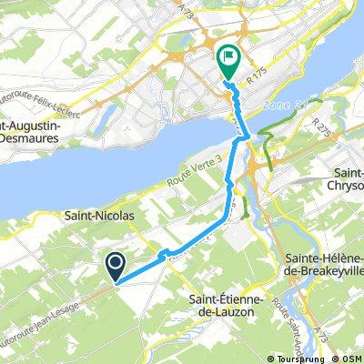Québec-St-Nicolas