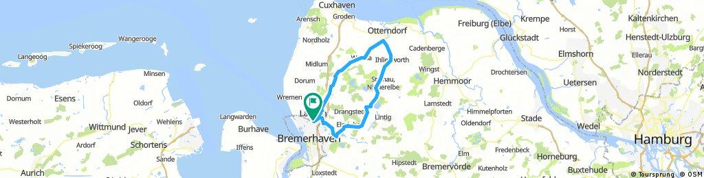 Bremerhaven - Otterndorf