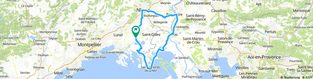 Tour de Camargue