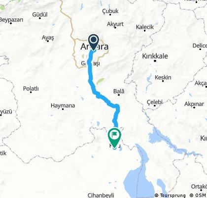 Tag 5 - Ankara - Kulu