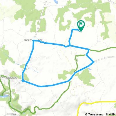 Quick 7 miles