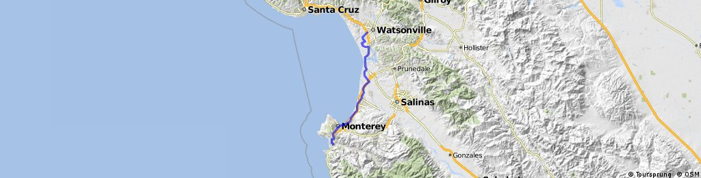 04 Watsonville - Carmel-by-the-Sea