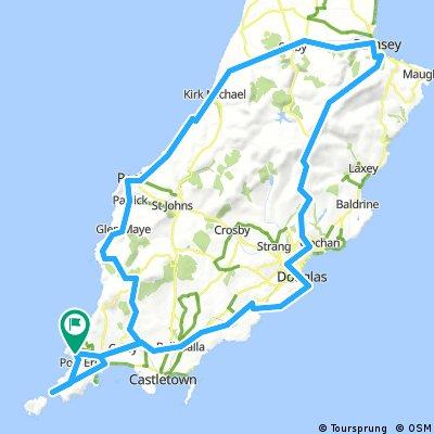 IOM Round 70 miles 1450 meters