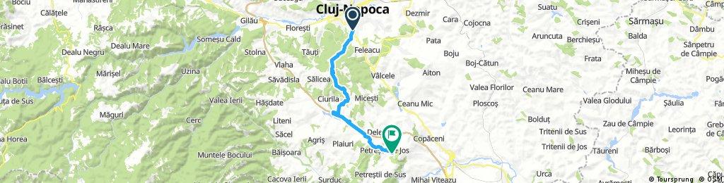 Cluj-Cheile Turzii