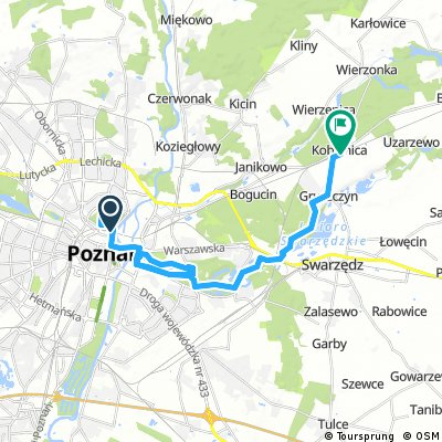 Poznań - Kobylnica