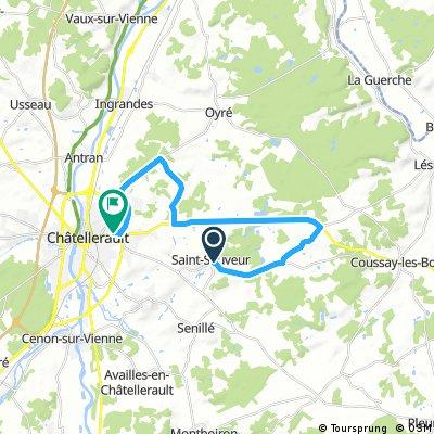 Tour du Poitou Charentes 2016 Stage 4 (ITT)