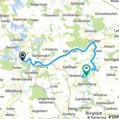 Thräna-Colditz-Rochlitzer Berg