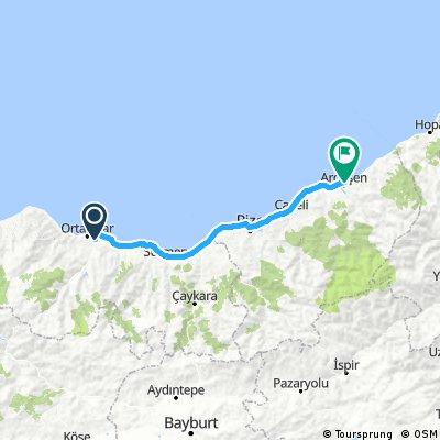 Tag3.8N Trabzon-Ardesen