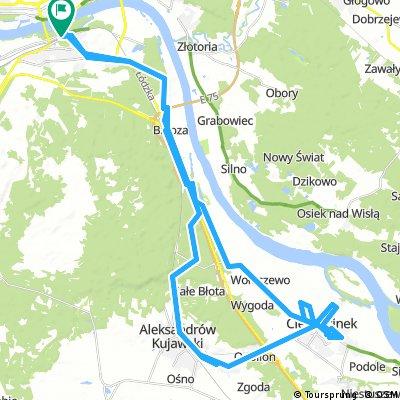 Toruń - Ciechocinek - Toruń