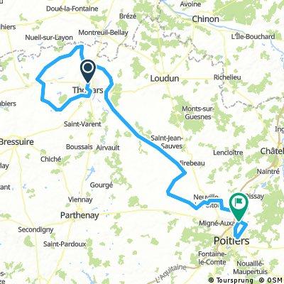 Tour du Poitou Charentes Stage 5