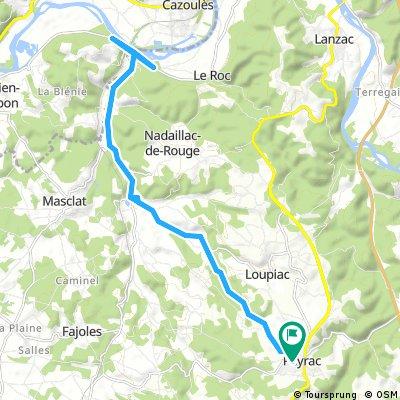 Payrac - Dordogne