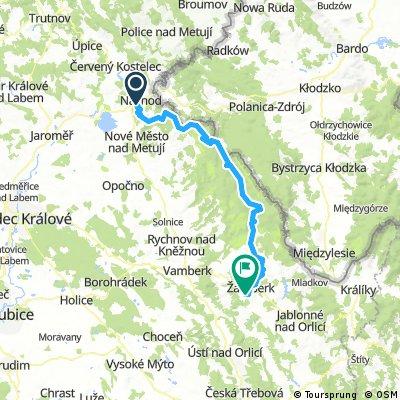 Náchod-Šerlich-5cestí-Rokytnice-Žamberk-Potštejn-Žďár