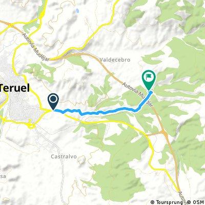 Etapa 10(Teruel)