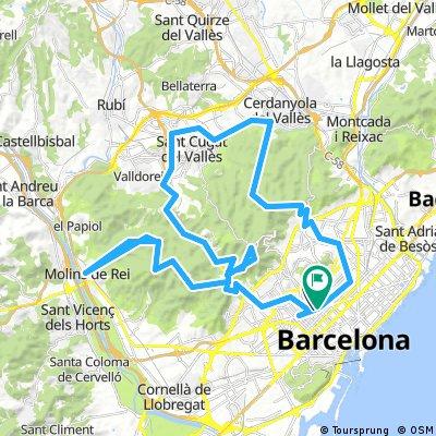 Barcelona rundt