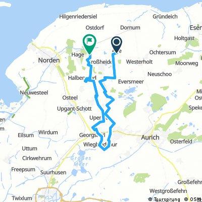 Romme-Tanten-Tour 2016