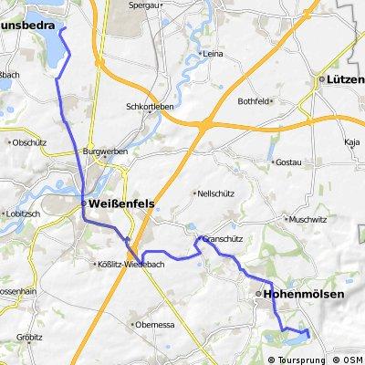 Mondsee - Südfeldsee