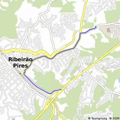 Ponto de Encontro Pedal Serrano - SP31 até Kassel Alimentos