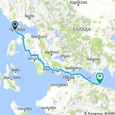 Tag 16 und 17 Griechenland