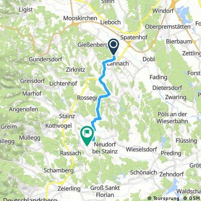Radtour zum Karl