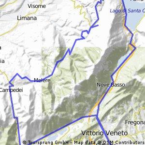 Vittorio S.Boldo Valmorel Nevegal Fadalto