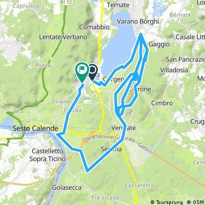 Monte San Giacomo variante