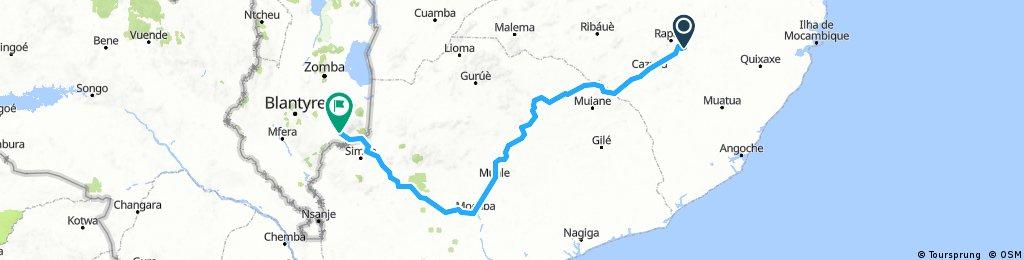 MZ Nampula - Mulanje