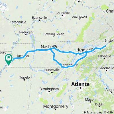 TN TOUR