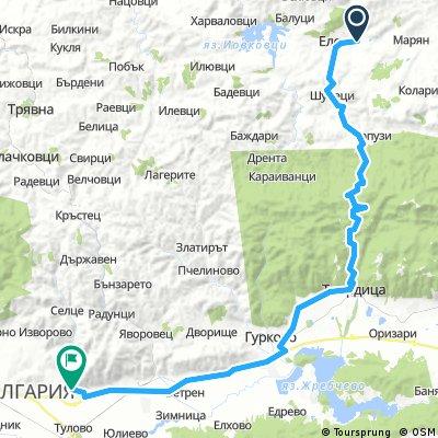 Tour of Bulgaria 2016 (2.2) Stage 5