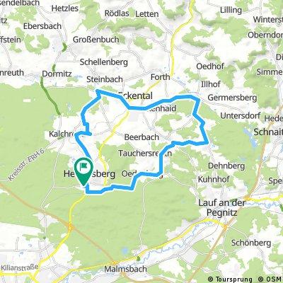 Heroldsberg ödenberg simonshofen eschenau röckenhof kässwasser