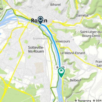 V33 Rouen - Belbeuf