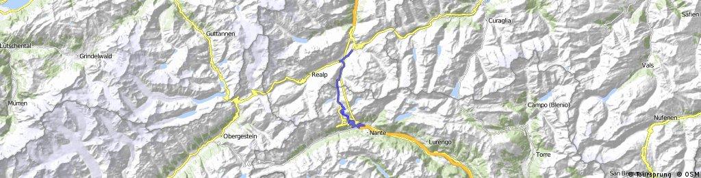 Cycling the Alps St. Gotthardpass (2109m)