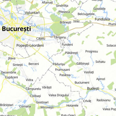 Brief ride from (null) to Bucharest