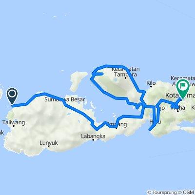 Sumbawa-Tour 2016