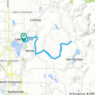 Lake Stevens Tri - Bike