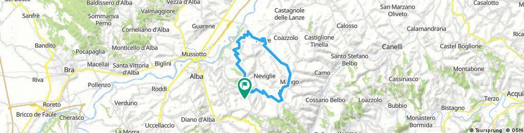 Treiso - Barbaresco - Neive - Mango - Treiso