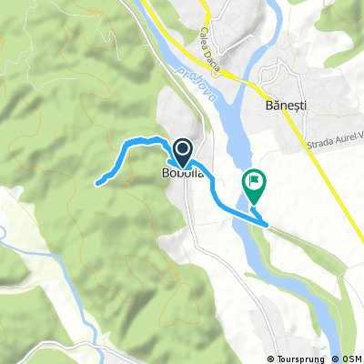 Short ride through Bobolia