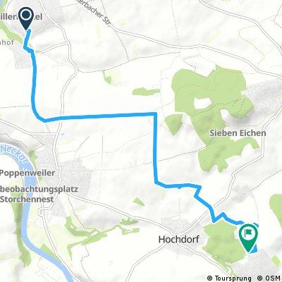 Marbach - Bittenfeld (Freibad)