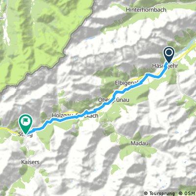 Lechradweg Etappe 02