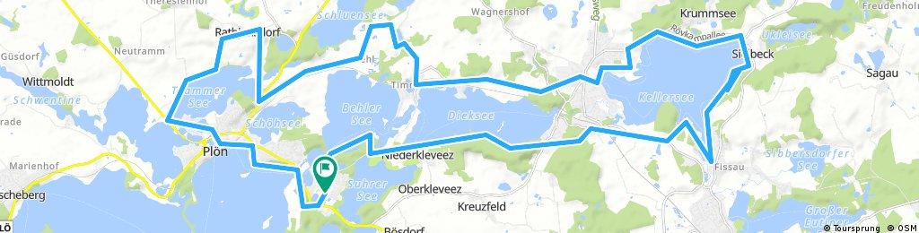 Rundtour Malente - Plön
