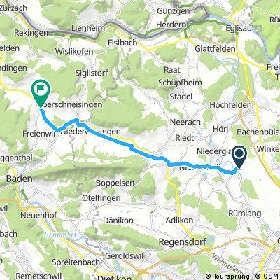 Oberglatt - Lengnau AG