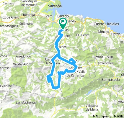 Limpias - LOS TORNOS ( FRESNEDO ) - UBAL - PEÑA RANERO - Limpias