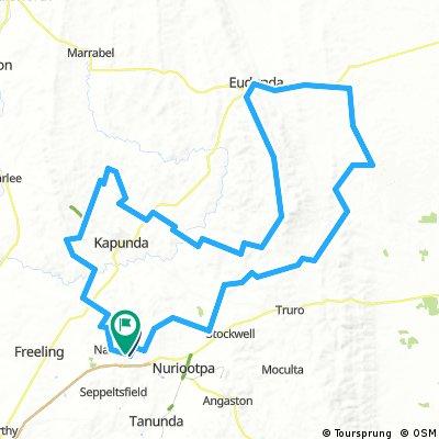 Greenock - Eudunda - Kapunda - Greenock