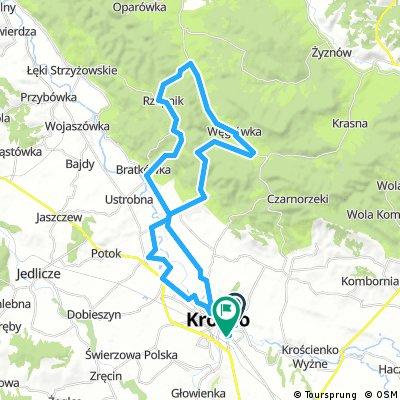 A18. Węglówka i okolice