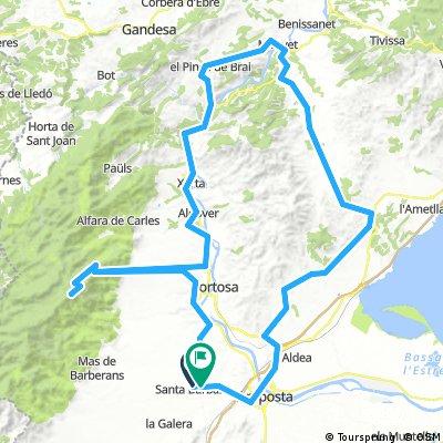 Santa Bàrbara-Montcaro