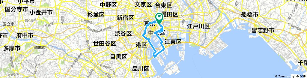 Cool Tokyo Ride