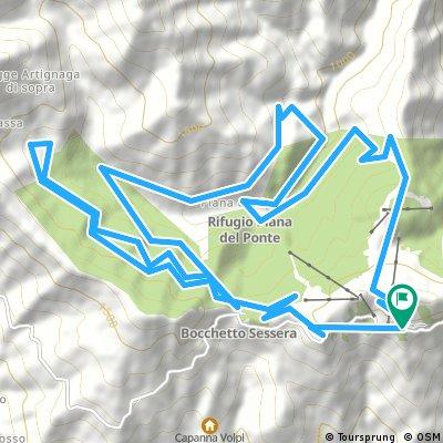 Bielmonte Alpe Artignaga