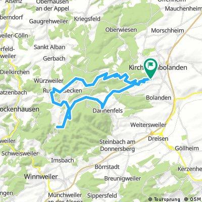 Kibo Marienthal 40 km