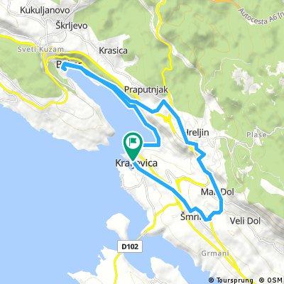 Rijeka Bike Weekend - Dan 2 (KRAĆA)