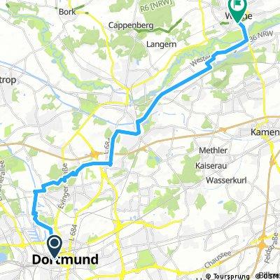 Dortmund City - Werne (Salinen)
